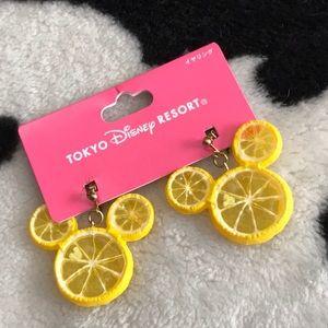 Mickey Lemon earrings